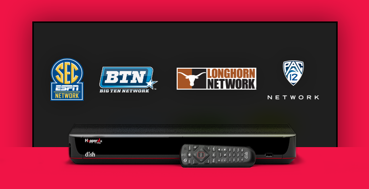 DISH College Sports TV Packages - HENDERSONVILLE, North Carolina - STANS ELECTRONICS - DISH Authorized Retailer