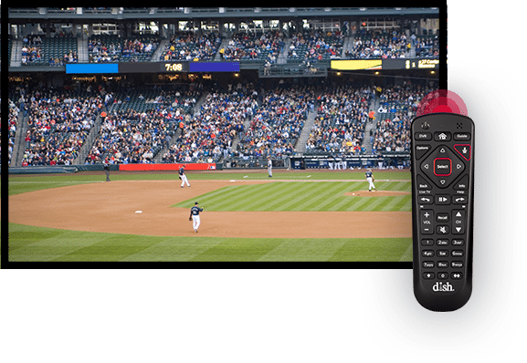 Watch Sports with the DISH Voice Remote - HENDERSONVILLE, North Carolina - STANS ELECTRONICS - DISH Authorized Retailer